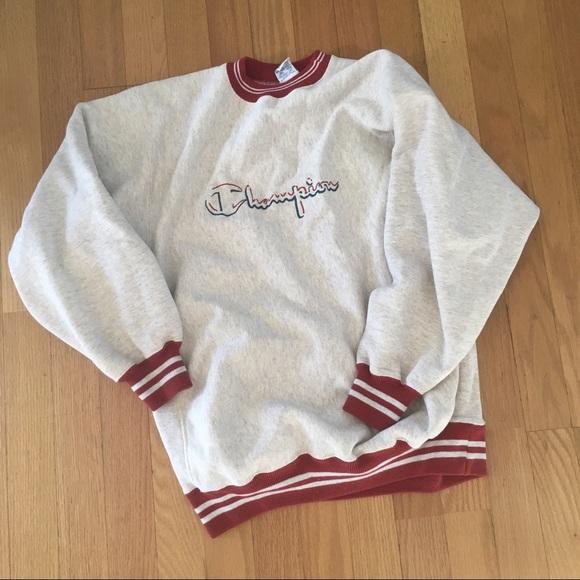 f648695fcde38 Champion Sweaters - Vintage Champion Reverse Weave 1990 s Sweatshirt